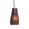 Lámpara Colgante cartón Seed-0