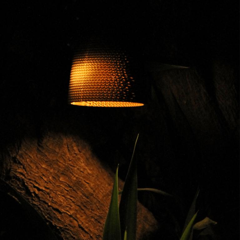 Lámpara Colgante de cartón Wave-21646