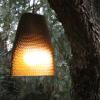Lámpara Colgante de cartón Wave-21647
