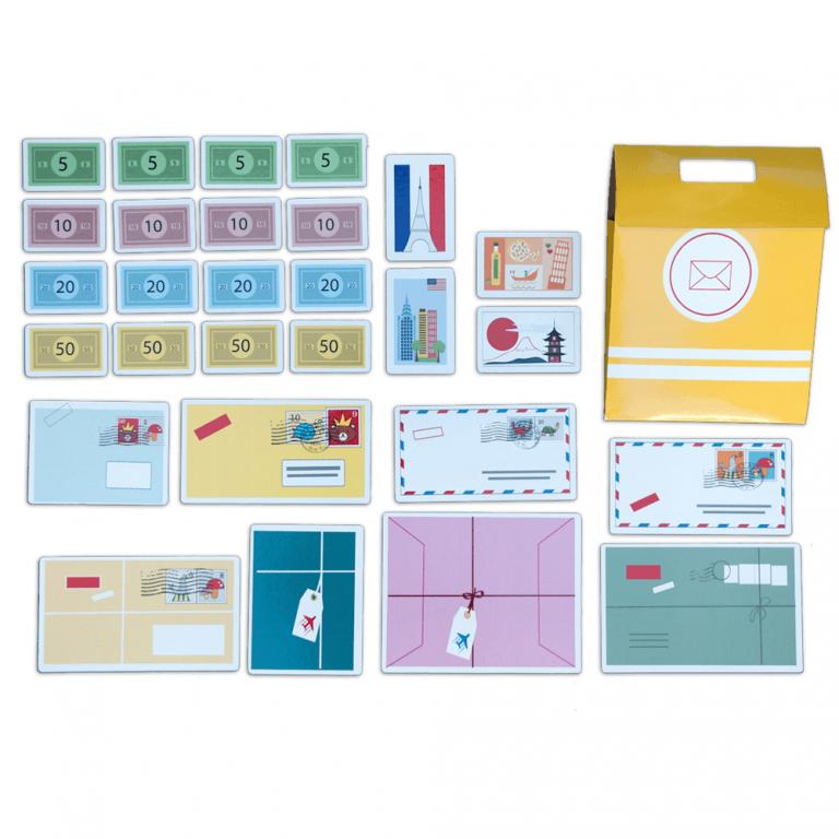 Oficina de Correos de Cartón Juguete-21566