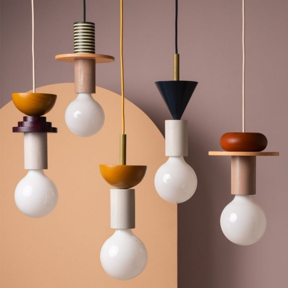 5 sustainable and original pendant lamps
