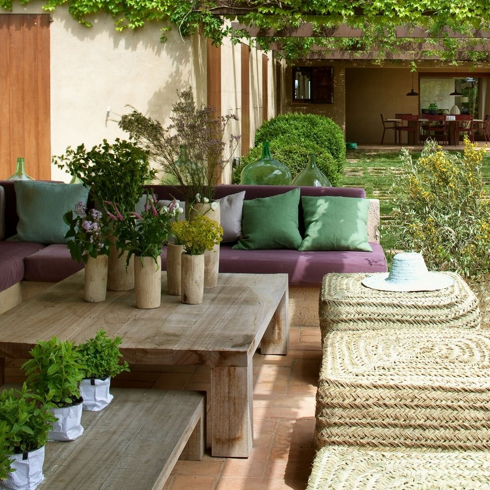 15 Sustainable outdoor furniture for your ecofriendly garden