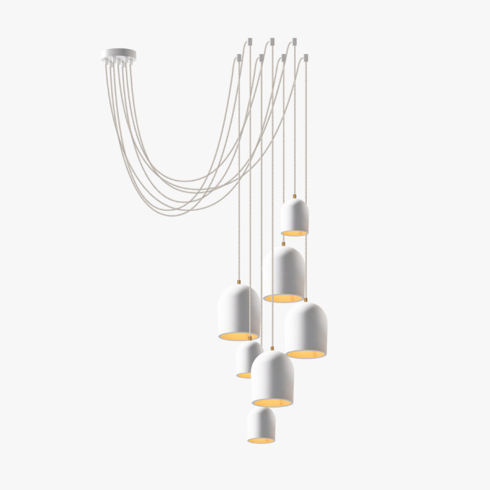 archy-cluster-7-white-eco-friendly-ceiling-lamp-ekohunters-ecodesign-more-circular