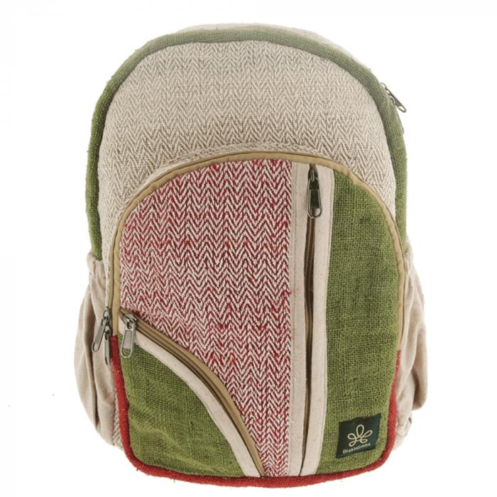 eco-friendly-dokha-backpack-green-ekohunters-bhangara